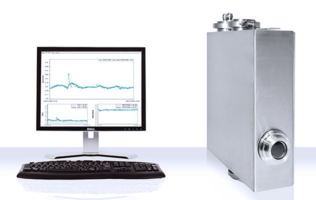 FOSS near infrared in-line analytical technology used to produce healthier sugar product