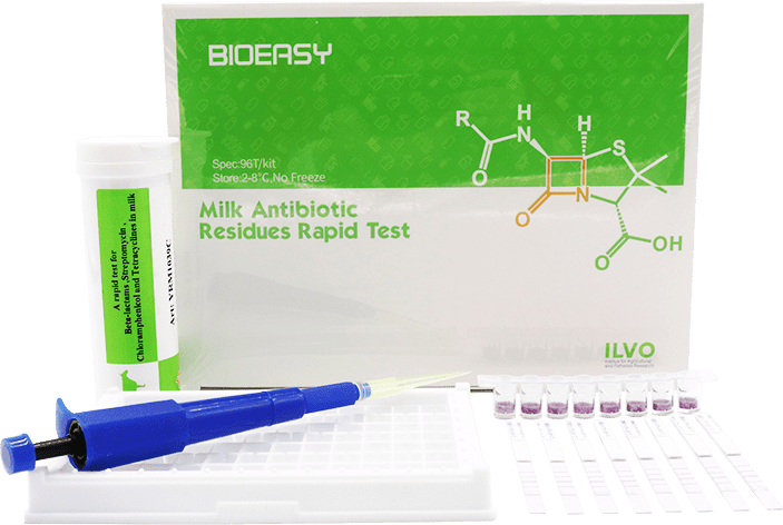4IN1-Melamine, Beta-Lactams, Cephalexin, Tetracyclines
