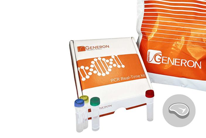 VERYfinder food fraud prevention Real-time PCR kit – MEAT fraction quantification