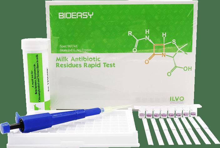 4IN1-Beta-Lactams, Streptomycin, Chloramphenicol & Tetracyclines